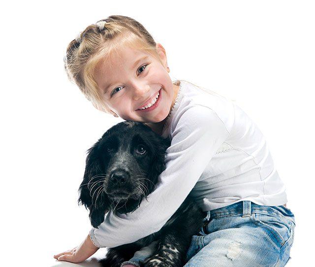 formation chien pour enfants